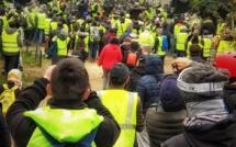 Mobilisation des Gilets Jaunes Gapençais