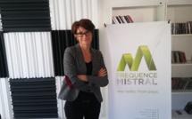 Nous recevons la présidente de la Fondation Carzou, Marie Boissin...