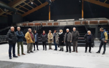 Le palais des congrès sera rendu aux Dignois le 18 janvier 2019