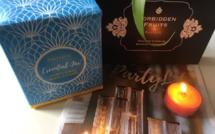 Une vente conviviale, éclairante et parfumée
