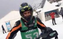 Mathias Dolci s'est aligné sur le trophée Andros !