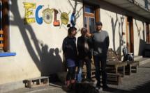 Ecoloc est un hébergement collectif bien enraciné à Barret-sur-Méouge