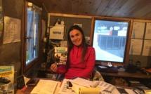 Une visite du domaine skiable en motoneige !