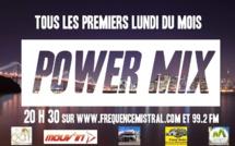 Power mix du lundi 4 mars 2019