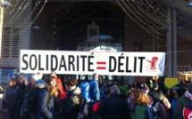 Grande maraude solidaire à Montgenèvre…