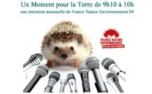 Un moment pour la terre avec France Nature Environnement - Les pesticides et les coquelicots