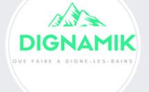 Dignamik, un dynamisme bénéfique pour Digne !