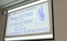 Evocation mistralienne de Victor Lieutaud