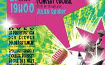 Du jazz atout chœurs au palais des congrès