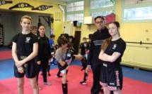 Le kickboxing team JMA prépare la coupe du monde