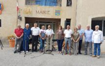 Brassens inaugure le Festival Poésie et chansons au pays des Lavandes