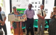 Les élèves du Colombier lauréats des petits artistes de la mémoire