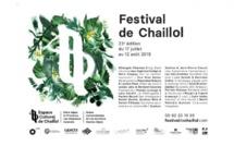 La 23e édition du Festival de Chaillol se déroulera du 17 juillet au 12 août 2019