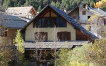 Bienvenue au « Passagers du Gîte », dans les Hautes-Alpes !