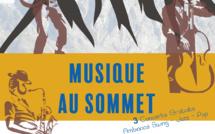 « Musique au sommet »  avec He le'ale'a ! le 04 Août