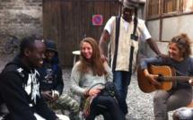 Un documentaire solidaire à Briançon