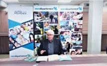Rentrée solidaire et sociale pour René Massette