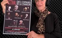 1er Festival des copains de la chanson au théâtre la Fourmi