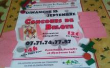 Belote et rebelote à Villard Saint Pancrace !