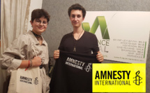 Ils animent l'antenne lycéenne d'Amnesty International à Digne