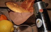 Pompe à l'huile provençale