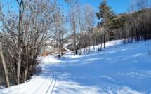 Villard-Saint-Pancrace : tout est prêt pour un Noël à la neige