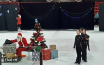 Un Noël fêté au club des Escartons de Briançon