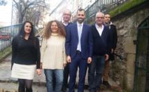 Elections: à Forcalquier, David Gehant bat la campagne