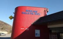 Le bowling de Briançon pour le fun !