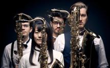 Quatuor de saxophones pour le premier week-end du Festival de Chaillol