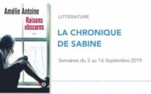 La Chronique de Sabine du 15 Février 2020