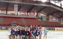 Coupe Départementale et Fun Impro à la patinoire de Briançon
