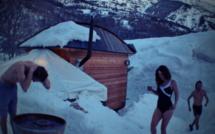 Un Sauna à l'igloo pelvoo