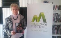 Isabelle Verschueren responsable de l'Unicef dans les Alpes de Haute-Provence