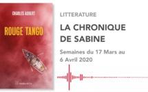 La Chronique de Sabine du 21 Mars 2020
