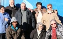 la solidarité s'organise, s'adapte et se poursuit pour le secours populaire français