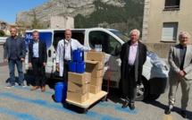 Pôle Emploi participe au soutien des soignants