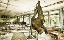 Des flammes qui rappellent de très mauvais souvenirs à Tchernobyl