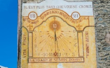 Les Cadrans du soleil de Saint-Véran