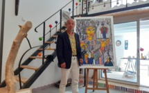 Sid' un artiste Sisteronais aux mille facettes !