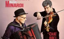 """Nouvel Album Gabriel Bismut & Maurizio Minardi : """"Le Chat Brel"""""""