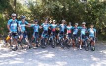 Des cyclistes martégaux sur les routes du 04