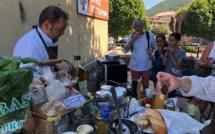Les balades se font gourmandes sur le marché de Digne !