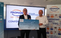 Proman : 50 000 € pour l'alternance