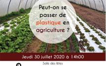 Peut-on se passer de plastique en agriculture ?