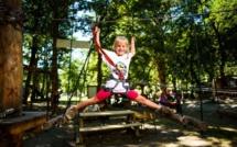 Jungle Parc Briançon, un parcours aventure dans les arbres spécialisé enfants !