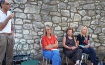 Quand la librairie le Bleuet invite trois femmes engagées...