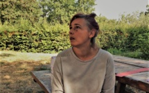 Rouvrir le monde à Forcalquier au domaine d'Auroué avec Sadou Czapka