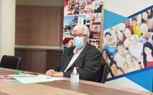 La rentrée de René Massette : crise sanitaire et situation sociale