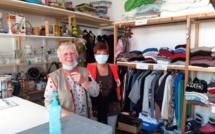 Découvrez la vesti-boutique de la croix rouge